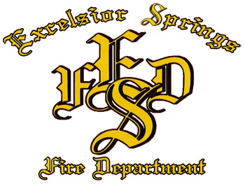 Excelsior Springs Fire Department logo