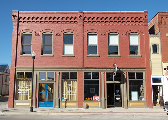 Mook Commercial Buildings City Of Excelsior Springs Mo