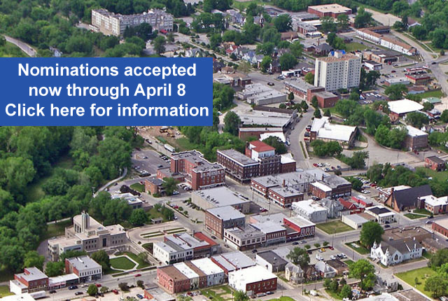 Historic Preservation Commission Taking Nominations