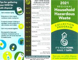 Thumbnail Household Hazardous Waste Brochure