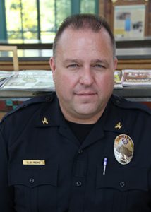 Photo Police Chief Clint Reno