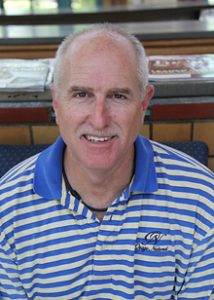 Photo Golf Course Manager Tim Jarman