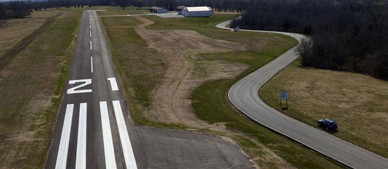 Photo of Airport Runway