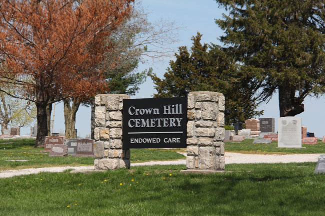 Photo of Crown Hill Cemetery