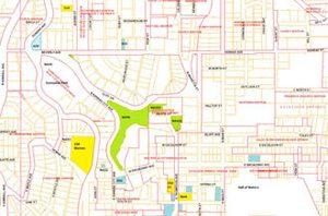 Thumbnail Beacon Hill 353 Map