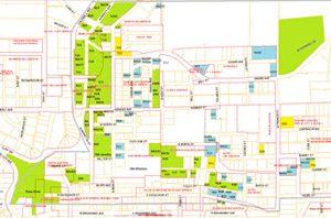 Thumbnail Highland City Land Map