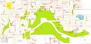Thumbnail Park St City Land Map