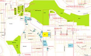 Thumbnail Roosevelt 353 Map
