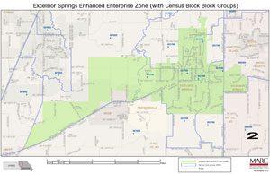 Thumbnail Enhanced Enterprize Zone Map
