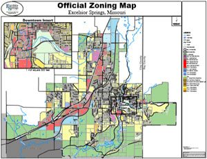 Thumbnail Official Zoning Map