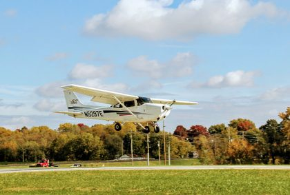 Excelsior Springs Airport — History, Economic and Social Impacts