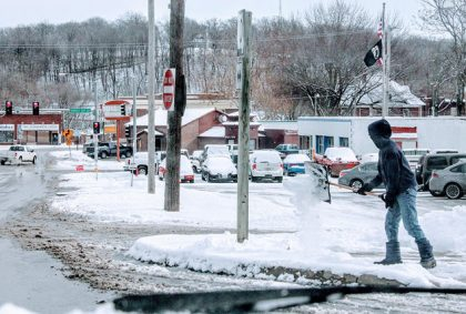 Sidewalk Responsibilities to Remove Snow, Ice or Other Obstructions