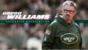 Defensive Coordinator Gregg Williams