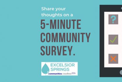 We need to hear from you!