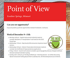 Point of View Newsletter v1 issue 4