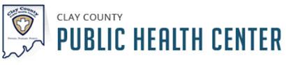 Clay County Public Health Center logo