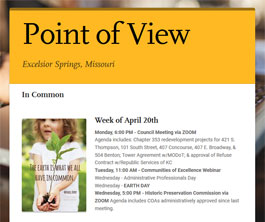 Point of View Newsletter v2 issue 16