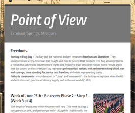 Point of View Newsletter v2 issue 24