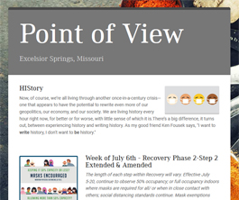 Point of View Newsletter v2 issue 27