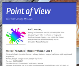 Point of View Newsletter v2 issue 31