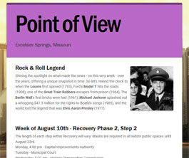 Point of View Newsletter v2 issue 32