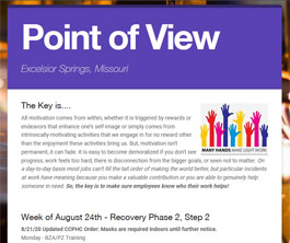 Point of View Newsletter v2 issue 34