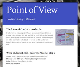 Point of View Newsletter v2 issue 35
