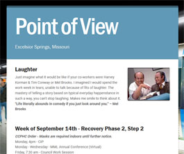 Point of View Newsletter v2 issue 37