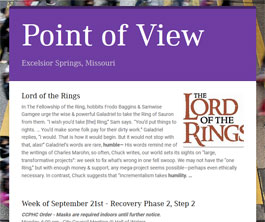 Point of View Newsletter v2 issue 38