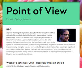 Point of View Newsletter v2 issue 39