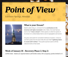 Point of View Newsletter v3 issue 3