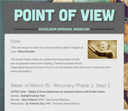 Point of View Newsletter v3 issue 11