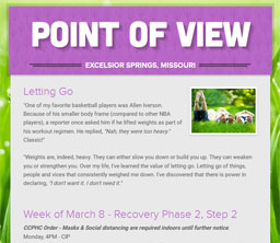 Point of View Newsletter v3 issue 10