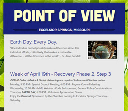 Point of View Newsletter v3 issue 15