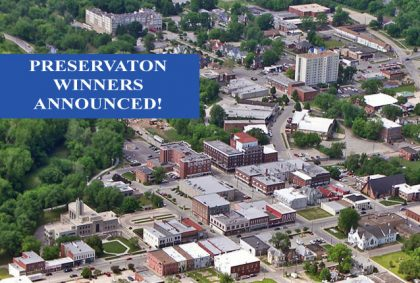 2021 Preservation Awards Announced