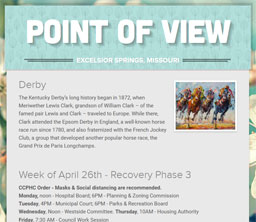 Point of View Newsletter v3 issue 16