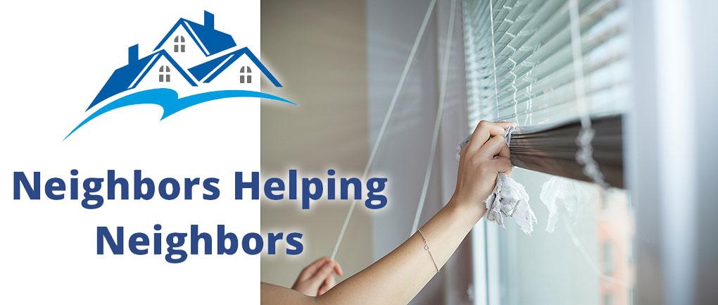 Neighbors Helping Neighbors header